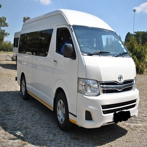 13 Seater Toyota
